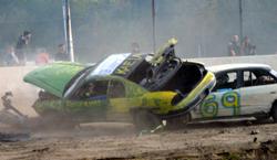 t-bone crash