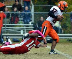 leg tackle