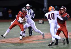 breaking tackle