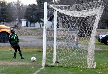 open net goal
