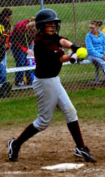 base hit